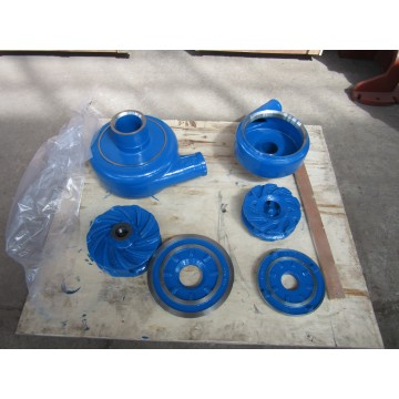 NP-3/2C Slurry Pump Volute Liner