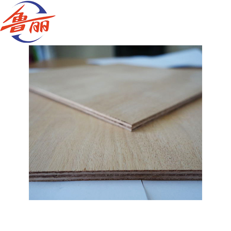 Indoor Use Poplar Core Commerial Plywood Sheet