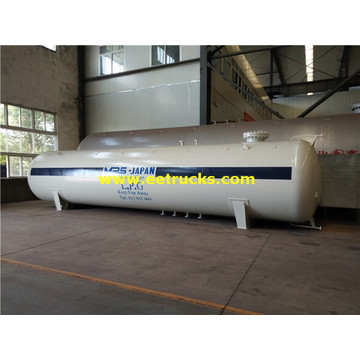35000 Liters ASME LPG Storage Tanks