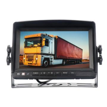 AHD IPS Car Monitor 7inch Truck Screen
