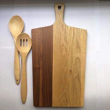 Personalized combine wood cutting boards