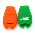 Silicone pliant voiture à distance Flip Key Shell Case