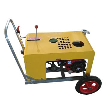 Easy-operate Fiber Optic Cable Tractor For Cable Pulling