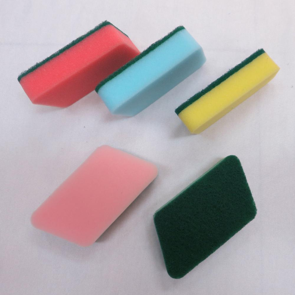 kitchen Household Sponge Cleaner dish scrubber holder