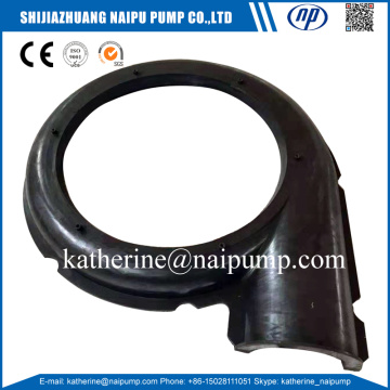 Naipu H14018TL1R55 Rubber Cover Plate Liner for Pump
