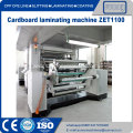 Gold silver paperboard coating machine