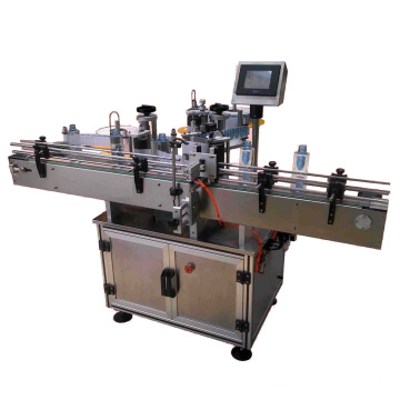 Adhesive Sticker Labeling Machine