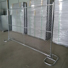 USA standard portable chain link fence panels