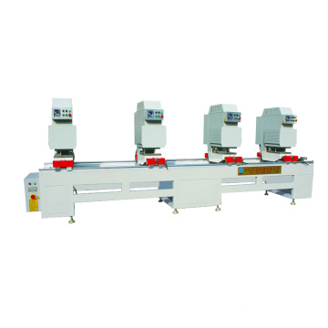 Four-head Seamless Welding Machine uPVC