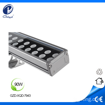 Big power 90W outdoor led linear wall washer