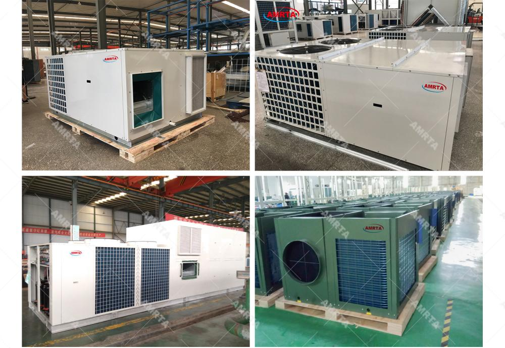 Rooftop Packaged Unit Air Conditioner