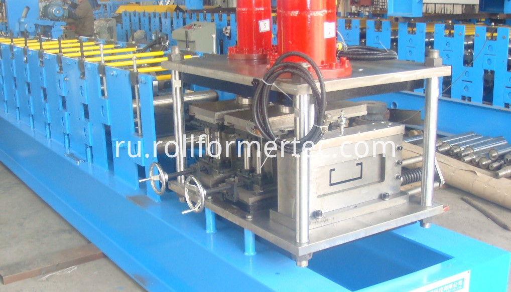 C purlin rolling machine (4)