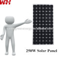 Custom Waterproof Roof Monocrystalline Solar Panels