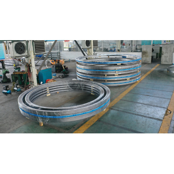 Offshore Wind Power Single Pile Foundation Flange