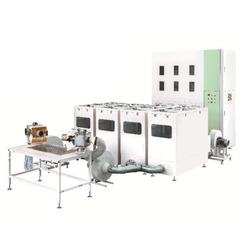 Down Cushion Stuffing Machinery