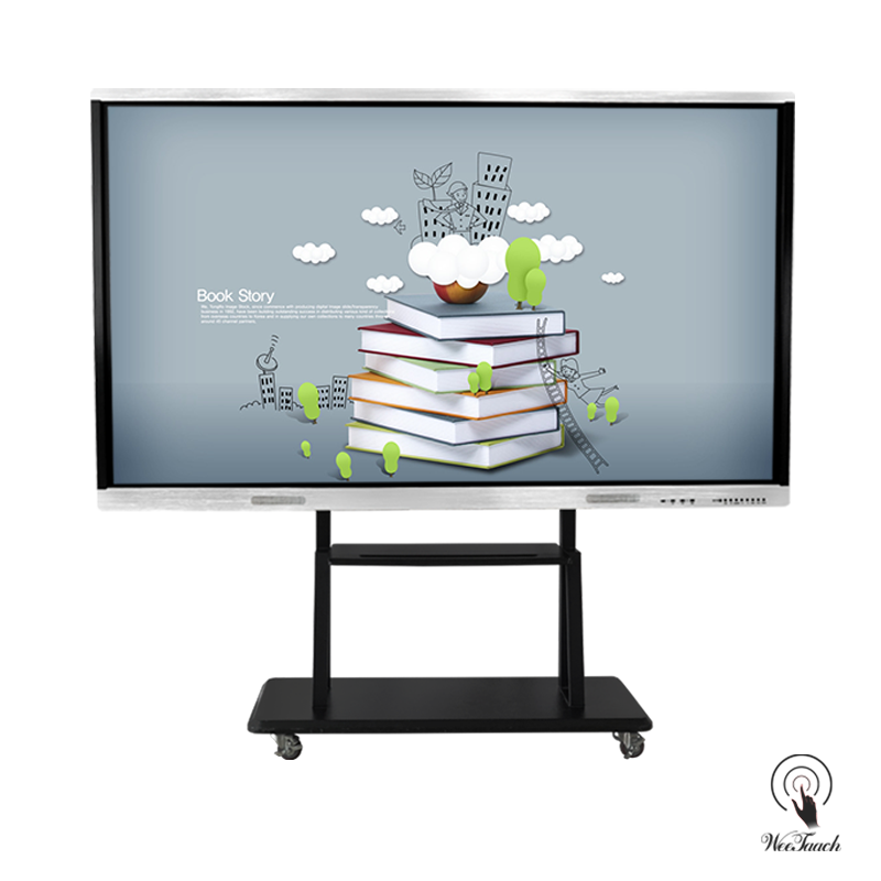 86 inches LED back lighted screen with stand