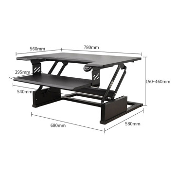 Foldable notebook computer stands