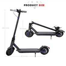 8.5 inch Scooters for Boys Girls 350W