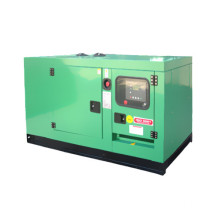 80kw Soundproof type Cummins Diesel Generator Set
