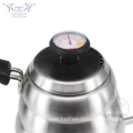 Pour Over Coffee Kettle with Built-in Thermometer 1200ml