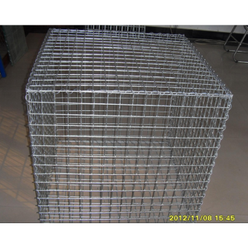 Hot-Dipped Galvanized Gabion Mesh