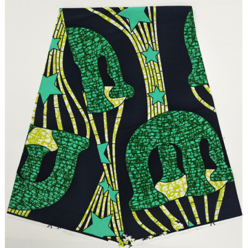 Fashion african wax prints fabric ankara