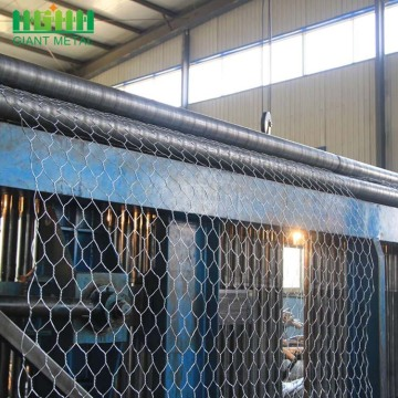 Gabion Box Hexagonal Hole Galvanized Chicken Wire netting