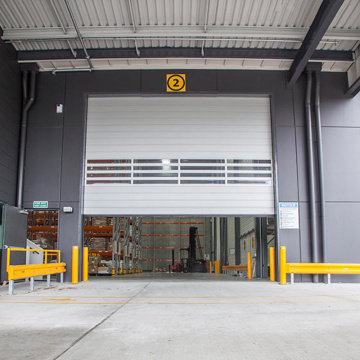 Industry high speed rolling up door
