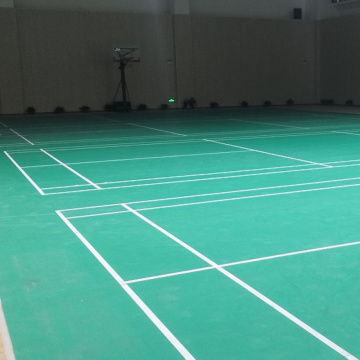 BWF badminton court floor portable badminton court flooring