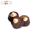 Chocolate Teeming Molding Line Chocolate Moulding Machine Cooling Tunnel For