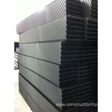 Width 150/305/600mm Counter Flow Fill for Cooling Tower
