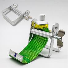 Hot Manual Toothpaste Dispenser Tooth Paste Tube Aluminum Squeezer Bathroom Accessories Hair Dye Tubes Rolling Squeezer Tools