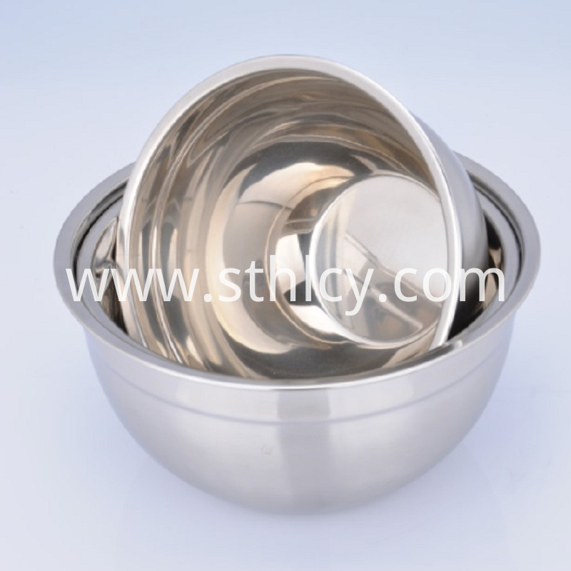 Ss Egg Beating Bowl