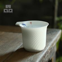 TANGPIN ceramic tea infusers handpainted tea pitcher chahai chinese kung fu tea accessories