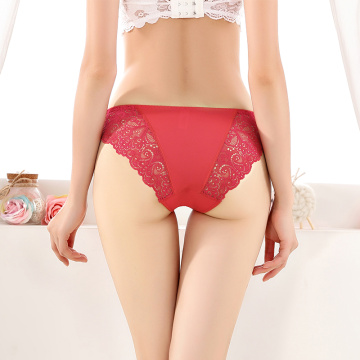 Multicolor comfortable hot girl sexy lace lady panty