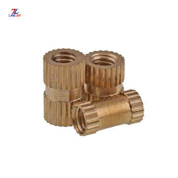 Blind insert nut Plastic insert nut brass thread