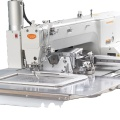 sewing machine for Hole punching and vamp sewing