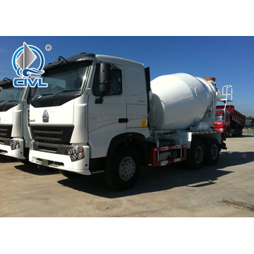 Sinotruk HOWO A7 8x4 Concrete Mixing Truck