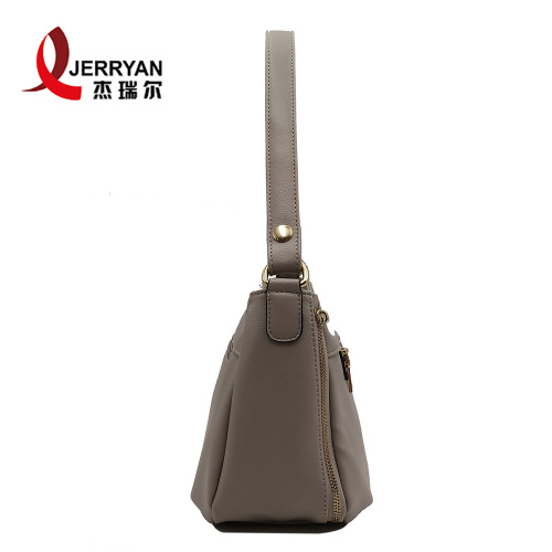 Laste Fashion Ladies Grey Side Shoulder Bag