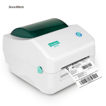 4x6 inch thermal barcode address shipping label printer