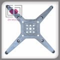 Multifunctional Aluminum Alloy Folding Dining Table Chassis