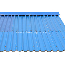 Anti-corrosion Insulating Workshop PET MgO Roof Tiles