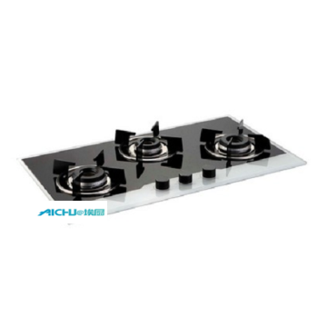 Glen 3 Burners Built In Gas Hob