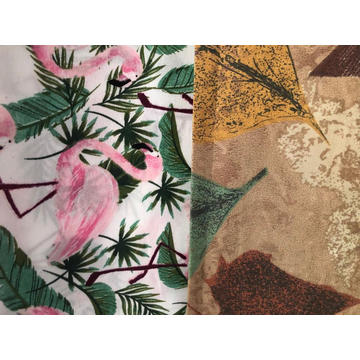 Polyester Printed Fabrics for Home Textiles