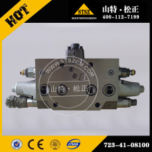 Komatsu valve ass'y 723-41-08100 for PC360-7