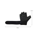 Adult sports finger gloves