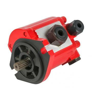 crawler excavator gear pump
