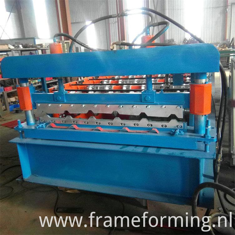 metal roof forming machine