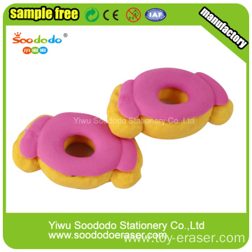 Doughnuts stationery gift food Eraser