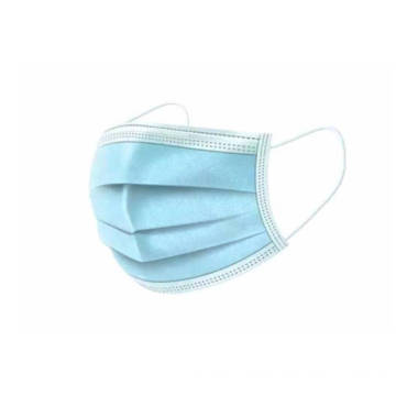GB2626-2006 Disposable facial Protective Mask professional Non-woven 3ply Dust proof Disposable Face Mask